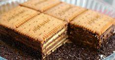 Le gâteau Pavé Bruxellois! Une recette simple que vous aimerez découvrir!