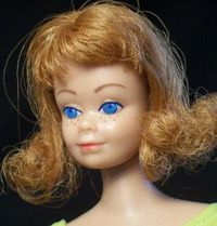 Midge Barbie Doll..... we spent many hours together as a little girl :)
