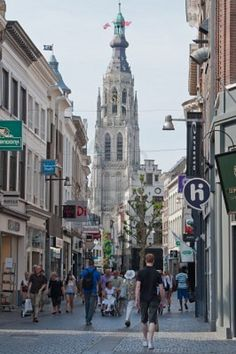 Breda, favourite shopping street ever! I agree. Beautiful Places In The World, Oh The Places You'll Go, Cool Places To Visit, Great Places, Places To Travel, Living In Amsterdam, Amsterdam Holland, Kingdom Of The Netherlands, Holland Netherlands