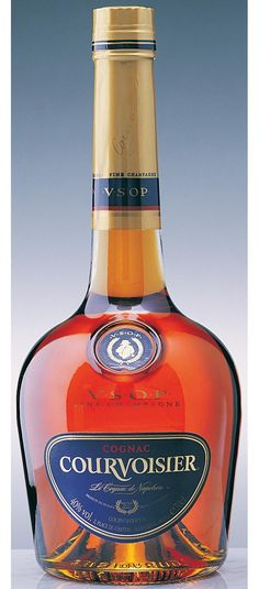 I have an embarrassing appreciation of 'the lady man's drink' - Courvoisier Cognac Not a wine but yummy
