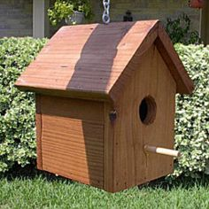 wood projects bird feeders