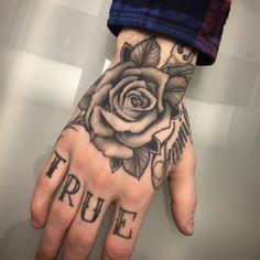 Healed hand on my friend Tim Hagelin - tattoos - . - Healed hand on my friend Tim Hagelin – tattoos – - Life Tattoos, Body Art Tattoos, Small Tattoos, Sleeve Tattoos, Cool Tattoos, Arabic Tattoos, Tatoos, Knuckle Tattoos, Finger Tattoos