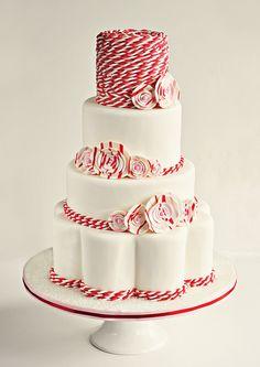 Baker's Twine Inspired Cake by Sweetapolita!