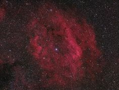 Space is Looking Back at Us : Emission Nebula Sh2-119