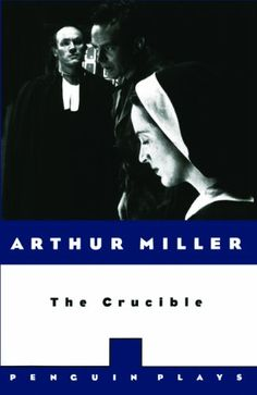 a literary analysis of the witch hysteria in the crucible by arthur miller Literary analysis on the crucible arthur miller and the salem witch trials convey the idea that faith can instill fear in people documents similar to the crucible literary analysis skip carousel carousel previous carousel next.