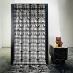 Signal by Peter Judson — Shop Geometric Wallpaper, Elle Decor, Designer Wallpaper, Contemporary, Modern, Wallpapers, Curtains, Pure Products, Black And White