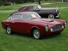 Allemano Aston Martin DB2/4 Coupe 1953