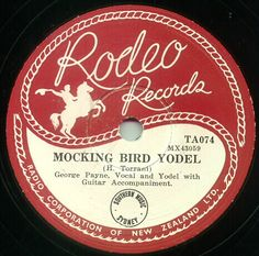 Rodeo Records - New Zealand