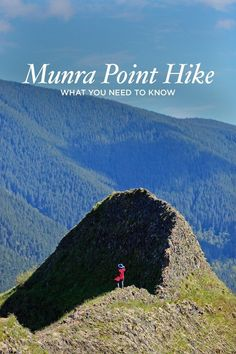 Heading to Portland? Save and see this post on the Munra Point Hike. You're not going to want to miss it. It's one of the most epic hikes in the Gorge and it's near Portland Oregon // localadventurer. Hiking Near Portland Oregon, Oregon Travel, Travel Usa, Portland Pdx, Bonneville Dam, Oregon Waterfalls, Crater Lake National Park, Hiking Photography, Columbia River Gorge