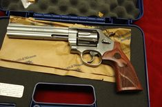 """SMITH & WESSON MODEL 629 DELUXE 6.5"""" .44 MAG. NEW"""