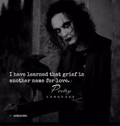 The Crow Quotes, Quotes And Notes, Words Quotes, Dark Love Quotes, Quotes To Live By, Sayings, Mysterious Quotes, Powerful Quotes, Free Quotes