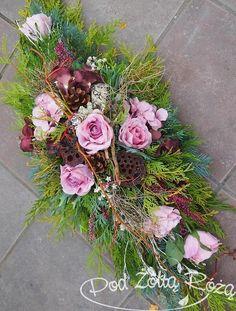 Funeral Flowers, Black Flowers, Floral Arrangements, Floral Wreath, Garden, Blog, Home Decor, Flower Arrangements, Floral Arrangement