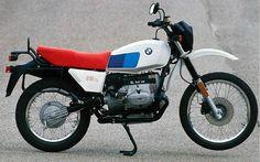 R 80GS, 1980-1981