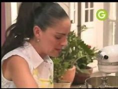 TARTA CON FAN PERA Y CARAMELO Y MOUSSE DE CHOCOLATE - Chf. Paulina Abascal, para ElGourmet.com -Hogar Dulce Hogar