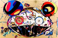 Takashi Murakami- LITHOGRAPHY OF MODERN TECNIQUE Size 38x28 cmt press 31x23 cmts. Paper ARCHES France Watermark. Signed pr.and numered pencil COA edition ltda of ???/300 Titulo Tan Tan Bo - Ref 045: Amazon.co.uk: Kitchen
