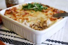 Sajtos húsos rakott tészta, mennyei finomság, alig egy óra alatt! - Finom ételek, olcsó receptek