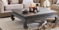 Hadde jeg hatt litt større budsjett hadde dette bordet vært på min hytte akkurat nå :). Fra Living.no