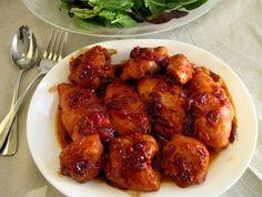 Mennonite Girls Can Cook: Saucy Cranberry Chicken