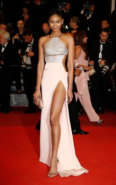 Chanel Iman - All the Breathtaking Looks From the 2016 Cannes Film Festival - Photos