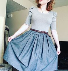 Rachel's Agnes top - sewing pattern by Tilly and the Buttons