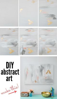 434 best diy artwork ideas images in 2019 abstract art canvases rh pinterest com