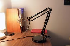 Adjustable Desktop Microphone Boom on a budget - IKEA Hackers - IKEA Hackers
