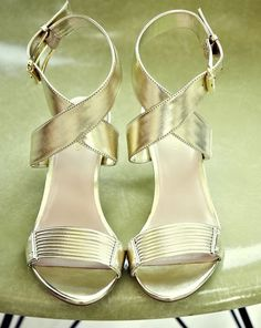 Love Gold Shoes!