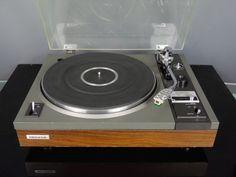 Platine vinyle Turntable PIONEER PL-115D belt drive vintage 70's