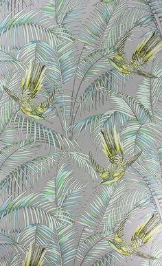 Papier Peint Sunbird - Matthew Williamson