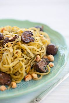 Tasty Rutabaga Noodles. A tasty, low-carb spin on pasta.