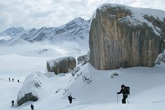 Ski touring: five of the best hut-to-hut trips - Telegraph