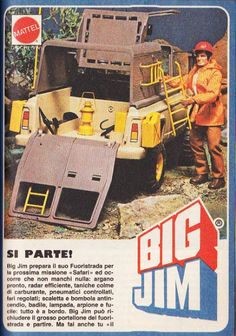 Big Jim Jeep https://www.facebook.com/bandcollectibles