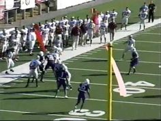 Trinity University 28 - Millsaps 24 End Zone Angle. Unbelievable play! 15 laterals in 62 seconds. October of 2007.