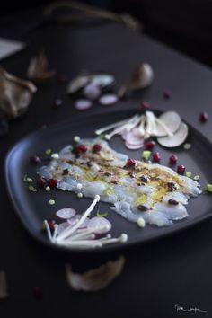 Carpaccio, Acai Bowl, Sprinkles, Garlic, Bar, Breakfast, Healthy, Simple, Black Garlic