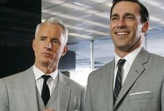 Madmen. They are both so handsome.