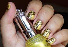 #retocolorescosasdechicasvol4 #manicura #nails Manicuras y belleza blog: Reto colores cosas de chicas:  #ManicuraAmarilla.