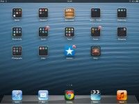 The iPad office - great round-up of apps to use one the road from @Stephen Waddington