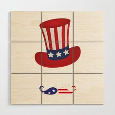 American Patriotism Wood Wall Art Home Deco Ideas Interior And Exterior, Interior Design, Inspirational Gifts, Wood Wall Art, Independence Day, Home And Living, Home Improvement, Best Gifts, Cashmere