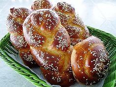 Mission: Food: Chorek (Armenian Sweet Bread)