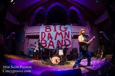 Photos – Reverend Peyton's Big Damn Band, 11/26/16, Southgate House Revival, Newport, KY