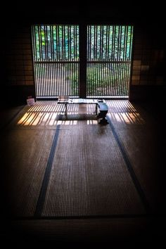 Traditional House in Sankei-en Garden, near Yokohama, Japan by Jerry Jacques Architecture Du Japon, Interior Architecture, Interior And Exterior, Interior Design, Minimalist Architecture, Architecture Definition, Pavilion Architecture, Sustainable Architecture, Residential Architecture