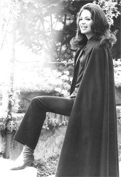 Ira von Furstenberg, photo by Elisabetta Catalano 1970