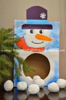 Winter Activities, Christmas Activities, Christmas Crafts For Kids, Activities For Kids, Winter Art Projects, Winter Project, Xmas Games, Diy Christmas Decorations Easy, Winter Parties