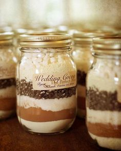 Leave an Impression with These Cute #Wedding #Favor Ideas! To see more: http://www.modwedding.com/2013/09/21/cute-wedding-favor-ideas-092113/ #weddingfavor