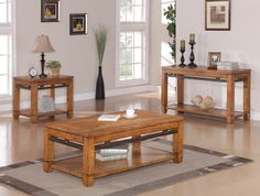 3 piece occasional table set #mhf #beautiful