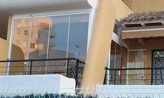 #cerramientos #terrazas#cortinasdecristal #vidrio #chalet #vivienda