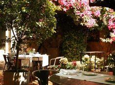 Acontraluz jardín: en carrer milanesat. Del Grupo tragaluz. Bonito jardín.