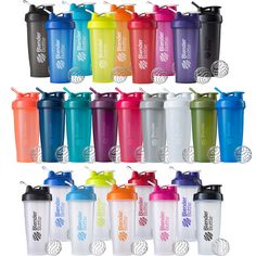 Shop for Blender Bottle Classic 28 oz. Shaker Mixer Cup with Loop Top. Get free delivery On EVERYTHING* Overstock - Your Online Kitchen & Dining Store! Gym Plans, Wire Whisk, Bottom Of The Bottle, Blender Bottle, Meal Replacement Shakes, Proper Nutrition, Eating Raw, Weight Watchers Meals, Small Appliances