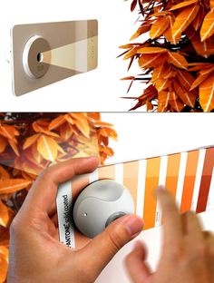 Color Elite is device that aims to replace paper and fabric swatches that is used in the paint industry today. It is the combination of e-paper technology, a camera and the Internet. Together they combine to provide you the exact shade or colors you are looking for, and even help reduce the use of paper.