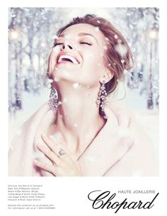 Chopard Jewelry Advertising